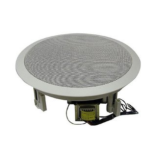 MG Electronics MG Electronics 8'' co-axial ceiling speaker 70/25 volt