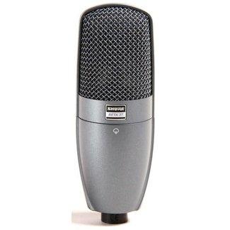 Shure Shure Beta27 microphone condensateur supercardioide à captage latéral