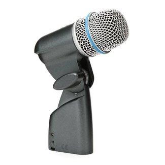 Shure Shure Beta56A microphone dynamique supercardioide avec support intégré
