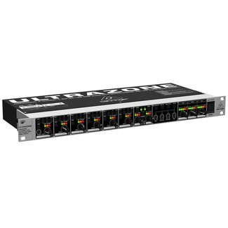 Behringer Behringer ZMX8210 8-channel 3-bus mic/line zone mixer
