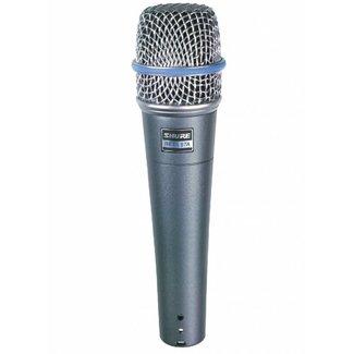 Shure Shure Beta57A dynamic supercardioid microphone