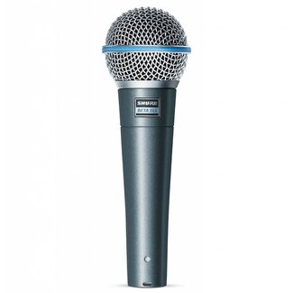 Shure Shure Beta58A dynamic supercardioid microphone