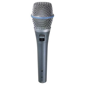 Shure Shure Beta87C condenser cardioid vocal microphone