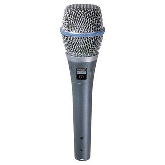 Shure Shure Beta87C microphone à condensateur cardioide pour la voix