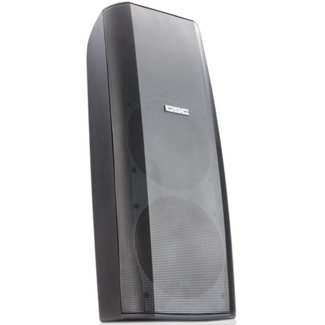 QSC Audio QSC Audio AD-S282H 2-Way Dual 8'' Passive Install Loudspeaker - Black
