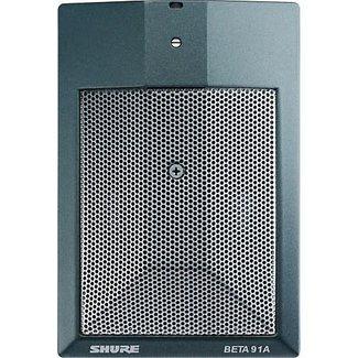 Shure Shure Beta91A microphone condensateur bas profil demi-cardioide à effet de surface