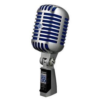 Shure Shure Super 55 Deluxe microphone d'époque avec capsule Beta58