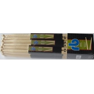 RB Percussions RB Percussions 5A Wood Tip Drumsticks (12 Pairs)
