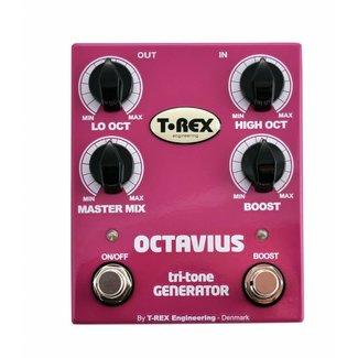 T-Rex T-Rex ''Octavius'' Pédale Générateur 3 Tonalité