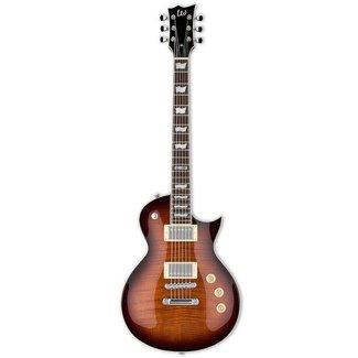 ESP LTD ESP LTD EC256DBSB Guitare Électrique - Brun Dégradé