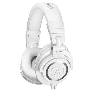 Audio-Technica Audio-Technica ATH-M50XWH Casques d'Écoute Studio - Blanc