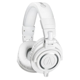 Audio-Technica Audio-Technica ATH-M50XWH Studio Headphones - White