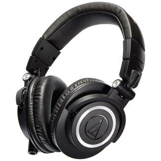 Audio-Technica Audio-Technica ATH-M50X Casques d'Écoute Studio
