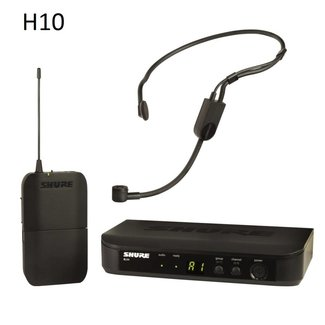 Shure Shure BLX Headset Wireless System with PGA31-TQG Microphone - H10