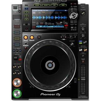 Pioneer Pioneer CDJ-2000NXS2 Lecteur Multimédia Professionnel DJ - Noir
