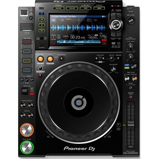 Pioneer Pioneer CDJ-2000NXS2 Pro DJ Multi Player - Black
