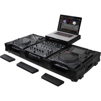 Odyssey Odyssey Coffre de Transport DJ pour Lecteur et Table de Mixage (Électroniques non-inclus)
