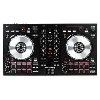 Pioneer Pioneer DDJ-SB3 Contrôleur / Mixeur DJ 2 Canaux pour Logiciel Serato DJ Lite - Noir