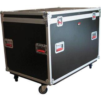 Gator Cases Gator Cases G-TOUR-TRK4530HS Coffre de Transport Utilitaire Sur Roues 45x30x30''
