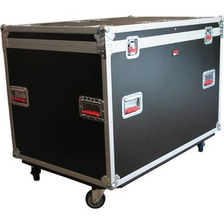 Gator Cases Gator Cases G-TOUR-TRK4530HS Truck Trunk Case With Wheels 45x30x30''
