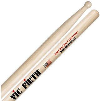 Vic Firth Vic Firth SD1 American Custom General Concert Snare Sticks (Pair)
