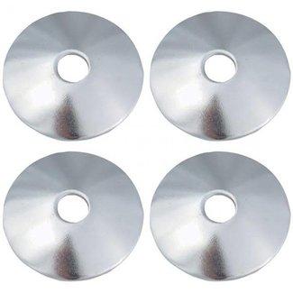 Gibraltar Gibraltar SC-MCW Rondelles de Métal Pour Pied de Cymbale, 8mm (Paquet de 4)