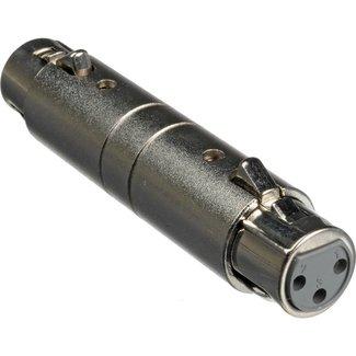 STM STM Audio Adaptateur XLR Femelle 3 Contacts à XLR Femelle 3 Contacts