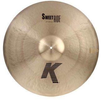 Zildjian Zildjian K0731 Sweet Ride Cymbal - 21''