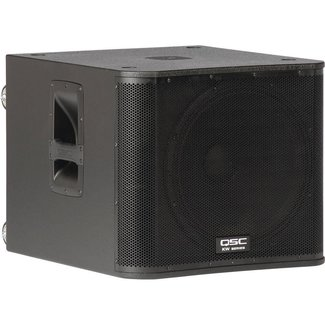 QSC Audio QSC Audio KW181 Enceinte Acoustique Active Sous-Grave 18'' - 1000w