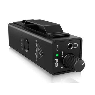 Behringer Behringer P2 Amplificateur D'Écouteur Pour Moniteur Personnel