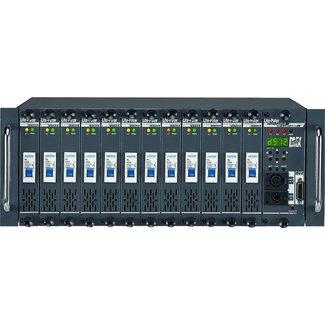 Lite Puter Lite Puter DX-1220 12-Channel 2.4K Modular DMX Dimmer Pack