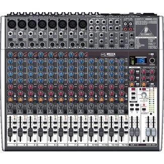 Behringer Behringer Xenyx X2222USB Console Audio 22 Entrées Avec FX et Interface USB
