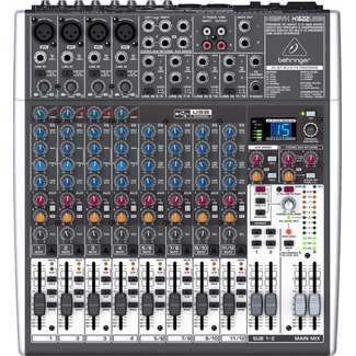 Behringer Behringer Xenyx X1622USB 16-Input Audio Mixer With FX & USB Interface