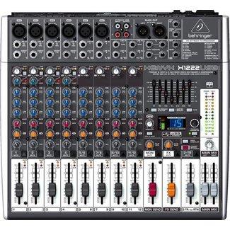 Behringer Behringer Xenyx X1222USB Console Audio 16 Entrées Avec FX et Interface USB