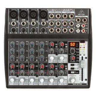 Behringer Behringer Xenyx 1202FX Console Audio 8 Entrées Avec FX