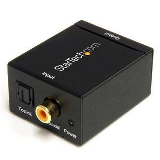 Startech Startech SPDIF2AA Convertisseur Audio Digital / Analogue RCA