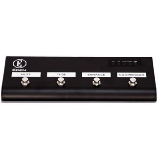 Eden Eden PEDL-70007 4-Way Foot-Controller for World Tour Pro Amplifiers
