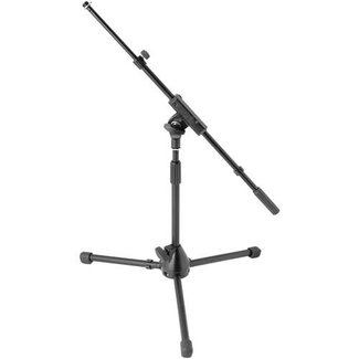 On Stage Stands On Stage Stands MS7411TB Short Boom Microphone Stand