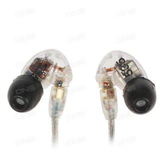 Shure Shure SE535 Écouteurs à Isolation Sonore Haut-Parleur Triple - Translucide