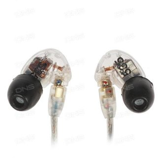 Shure Shure SE535 Sound Isolating Triple Driver Earphones - Clear