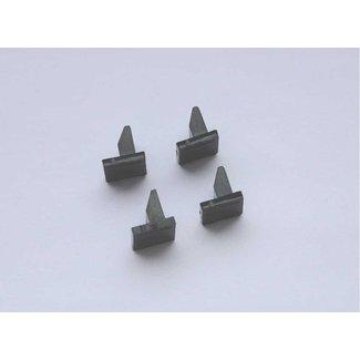 Takamine Takamine TP0823 Preamp Frame Anchor (4 Pack)