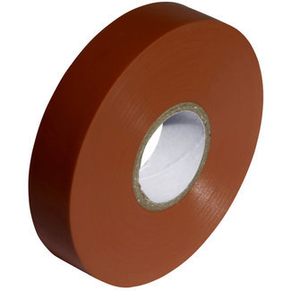 Electrical PVC Insulation Tape - Brown