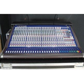 Midas Midas Venice F32 Console Audio Analogique Avec Interface FireWire et Coffre de Transport (Usagé)