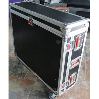 Gator Cases Gator Cases G-Tour X32 Behringer X32 Mixer Case With Wheels & Dog House (Used)