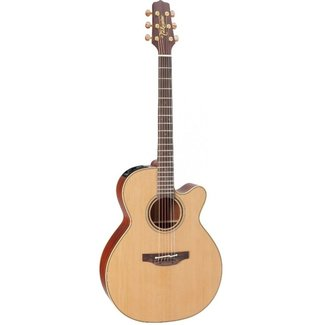 Takamine Takamine Pro-Series P3NC NEX Body Acoustic / Electric Guitar With Case