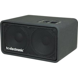 TC Electronic TC Electronic RS212 Cabinet de Basse Double 12'' - 400w