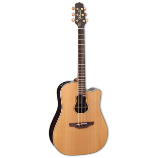 Takamine Takamine Pro Series GB7C Garth Brooks Signature Acoustic-Electric Guitar With Case - Natural