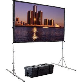 Da-Lite Da-Lite 38306-DLT Écran de Projection Avant Auto-Portant 16:10 10'x6.5' avec Coffre