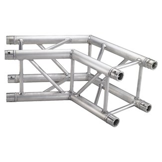 Global Truss Global Truss F34 SQ-4123 Coin à 4 Points de 2 Voies 135 Degrés