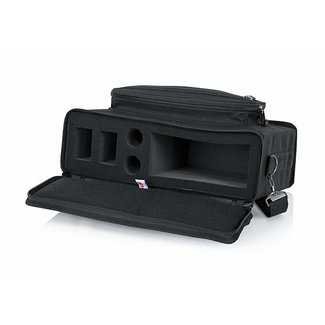 Gator Cases Gator Cases GM-2W Padded Bag For 2 Wireless Mics